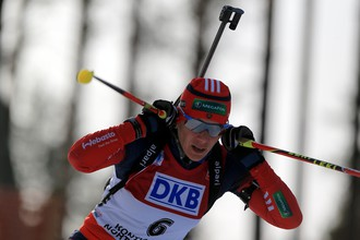 Ольга Зайцева стала пятой в последней биатлонной гонке сезона