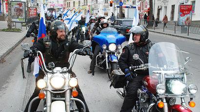 «Ночные волки» опровергли инцидент с попыткой штурма воинской часть в Севастополе