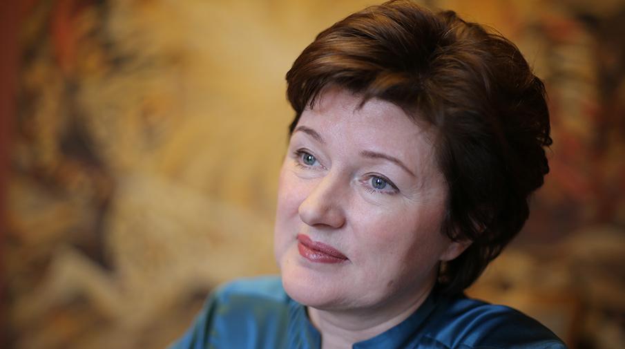 Наталья Колобова