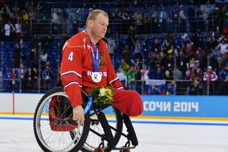 У российской сборной по следж-хоккею почти не остается шансов повторить «серебряное» выступление Сочи