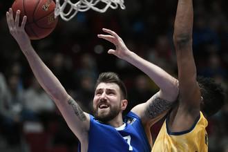 Баскетболист «Зенита» Сергей Карасев