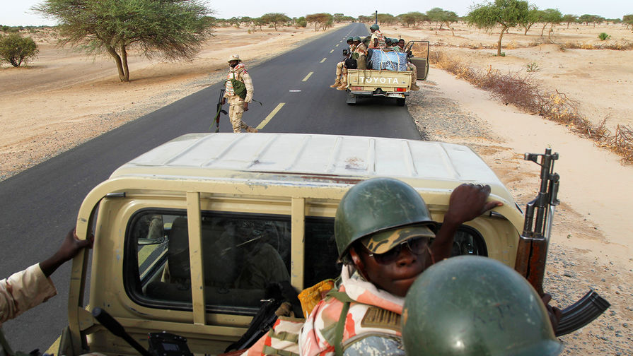 Как террористы ИГ захватили город Ранн в Нигерии
