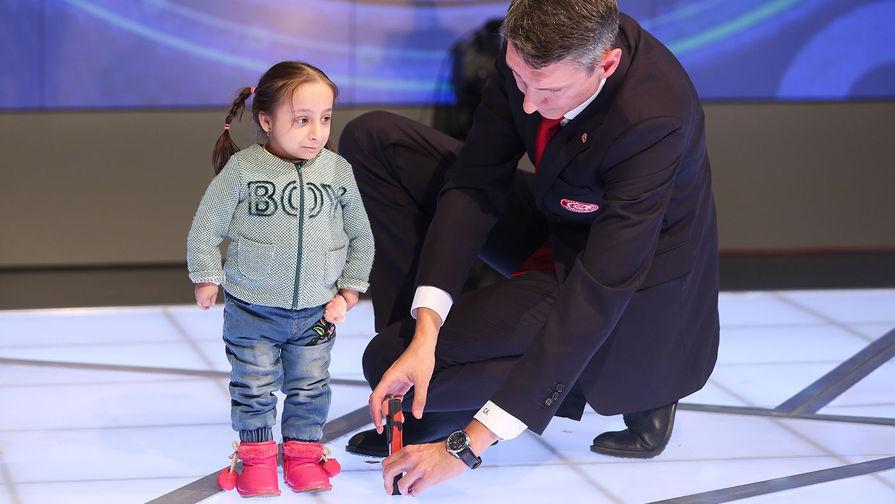 Есть рекорд: в Чечне нашли самую маленькую девочку России