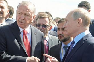 Предпочли Россию США: Турция рассказала о закупках С-400