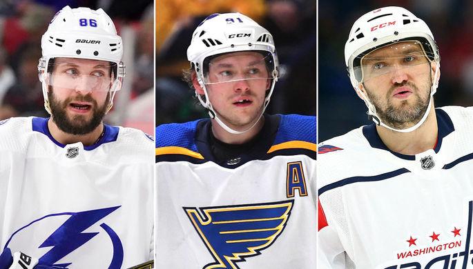 Овечкина ждет испытание: в НХЛ стартует Кубок Стэнли
