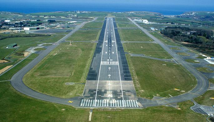 Аэропорт Ньюки-Корнуолл