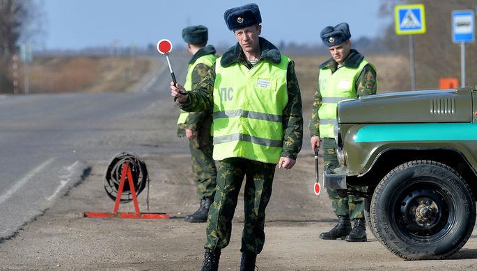 «Пол-армии поставить под ружье»: что происходит на белорусской границе