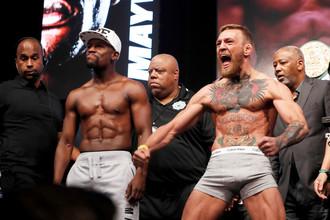 В Лас-Вегасе состоится самый резонансный боксерский поединок этого лета между Флойдом Мейвезером и Коннором Магрегором