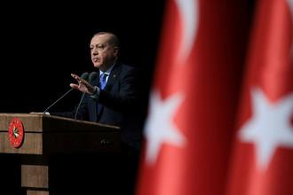 «Виток напряженности»: Эрдоган анонсировал новую операцию в Сирии