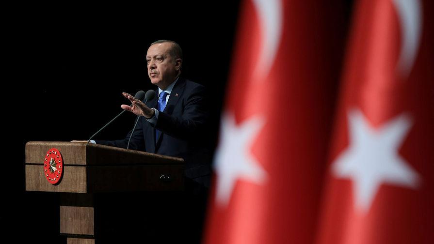 Эрдоган объявил о новой операции Турции в Сирии