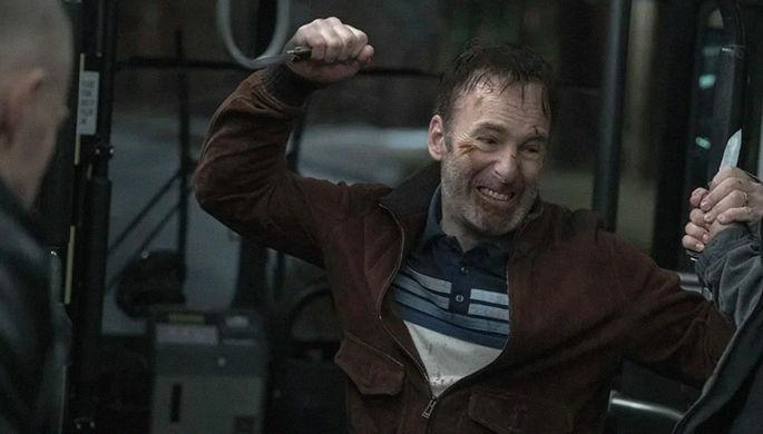 Кадр из фильма «Никто» (2021)