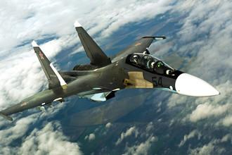 Су-30 ВКС России