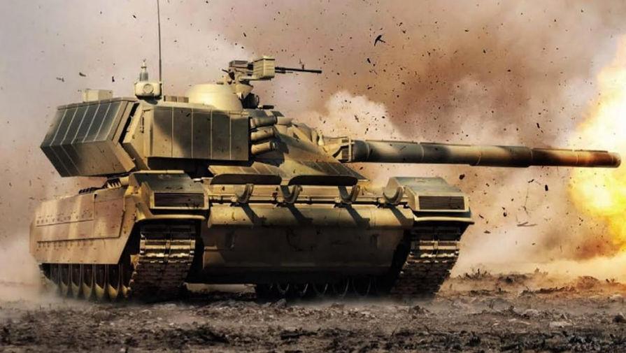 «Мог быть лучшим»: американские СМИ нашли совершенный танк СССР