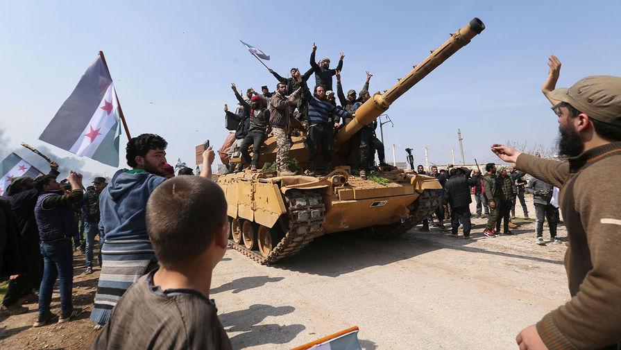 «Дали время»: Турцию попросили очистить трассу в Идлибе