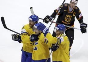 Радость шведов