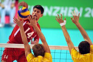 Российские волейболисты победили в финале Универсиады сборную Украины