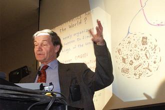 Роджер Пенроуз: «Сознание не является результатом вычислений, это что-то другое»