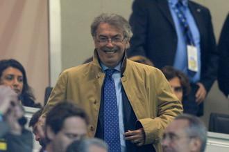 Легендарный президент и владелец «Интера» Массимо Моратти расстается со своим детищем