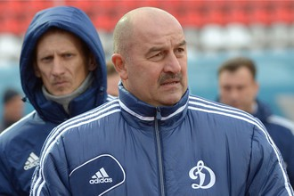 Станислав Черчесов удачно дебютировал на посту главного тренера «Динамо»