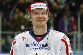 Сергей Мозякин снова в сборной