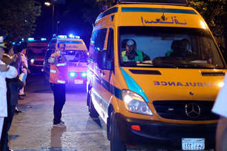 Тела жертв авиакатастрофы самолета А-321 авиакомпании «Когалымавиа» доставляют в Каир