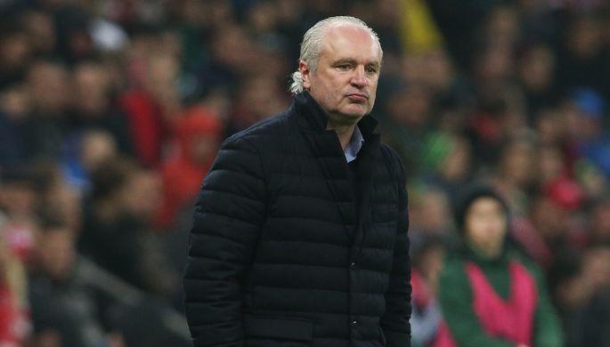 Леонид Слуцкий представлен в качестве главного тренера «Рубина»