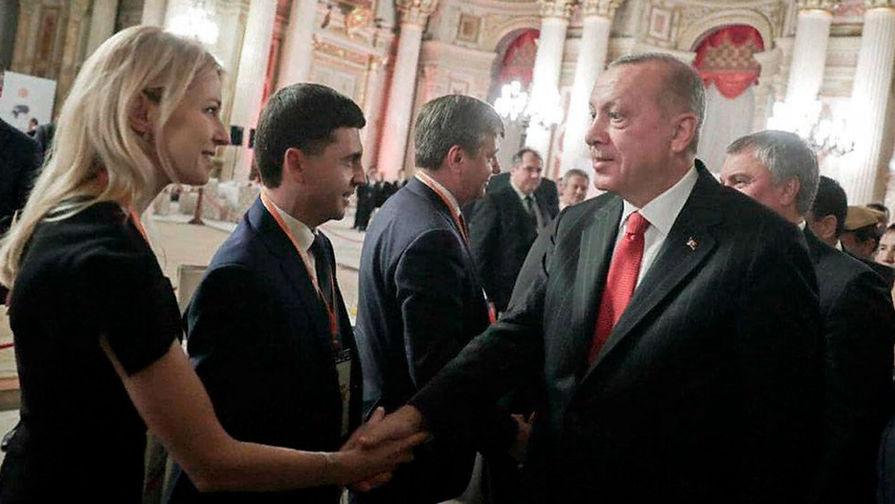 Посла - на ковер: Киев не простил Турции Поклонскую
