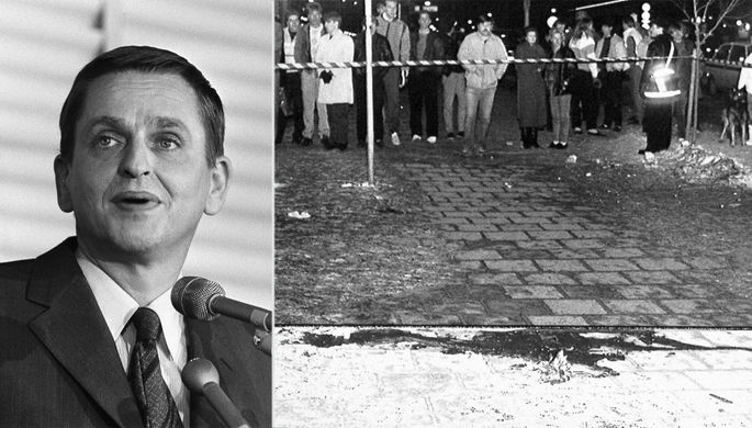 Выстрел в спину: как убили Улофа Пальме