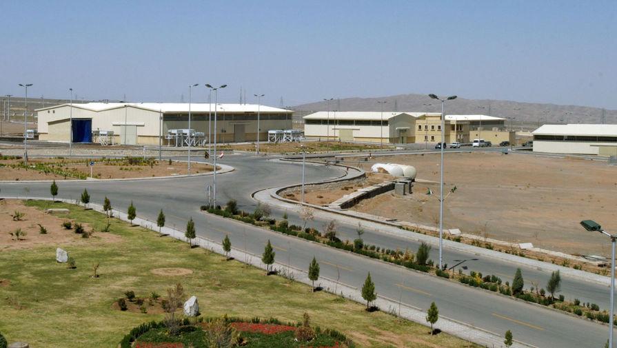Иран назвал цель диверсии на ядерном объекте в Натанзе