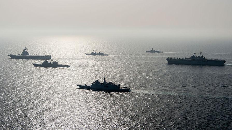 Китай вооружается: США планируют усилить флот на Тихом океане