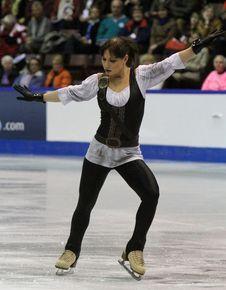 Алена Леонова готова к соперничеству с юными дарованиями