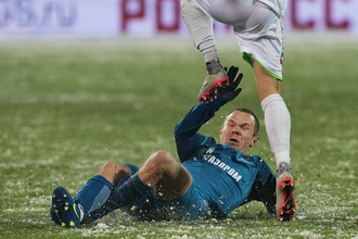 «Зенит» вылетел из Лиги Европы на стадии 1/16 финала