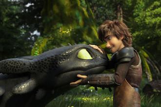 «Как приручить дракона 3» (2019)
