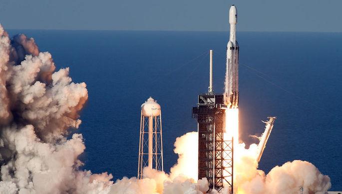 Спутники SpaceX для глобального интернета успешно подключились