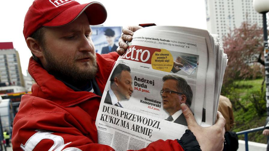 Месть Качиньского: Польша ограничит иностранные СМИ
