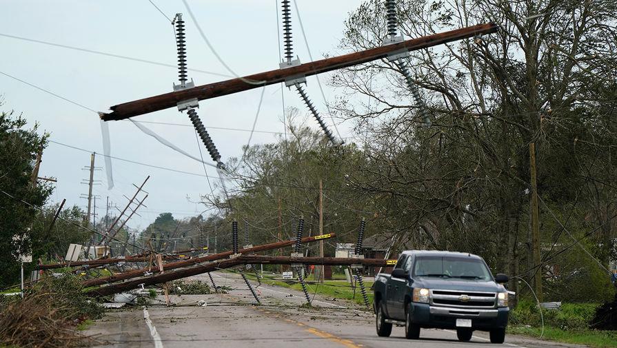 Для Юга США Ида может стать сильнейшим ураганом за последние 170 лет