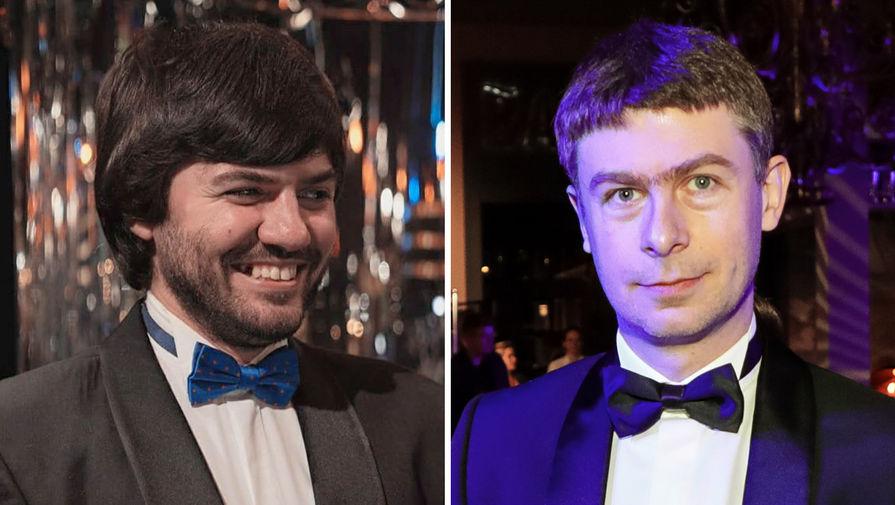 Георгий Арабули и Михаил Скипский
