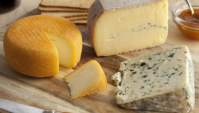 Ткачев: РФобеспечит себя сыром напротяжении  5-ти  лет