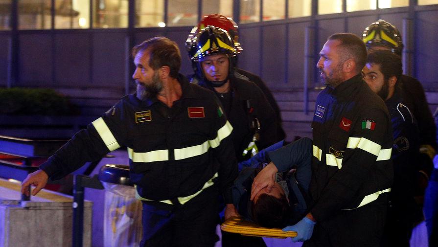 Россиянин лишился ноги в результате инцидента в римском метро