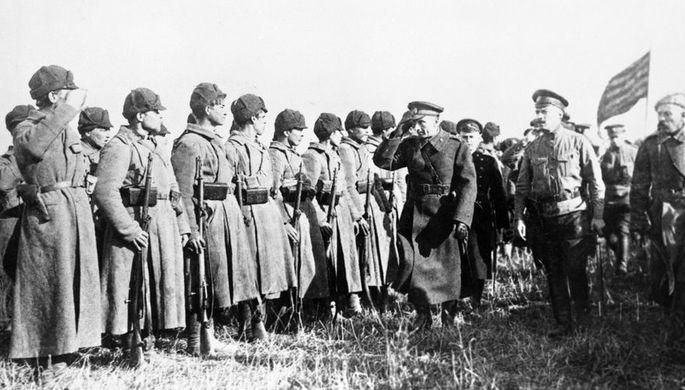 Адмирал Александр Колчак (1874-1920), Верховный Правитель России и Верховный Главнокомандующий Русской армией на фронте. Во время Гражданской войны стоял во главе Белого движения