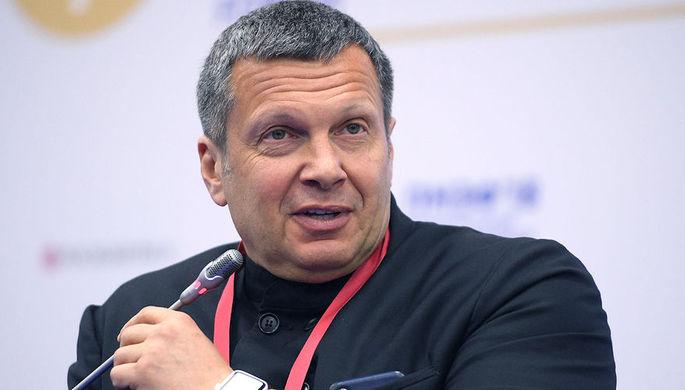 Соловьев поразился поведению российских моряков при сближении с крейсером ВМС США
