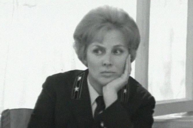 Алла Покровская в фильме «Свой» (1969)