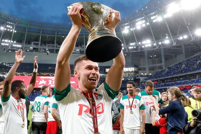Суперкубок России по футболу между командами «Зенит» (Санкт-Петербург) и «Локомотив» (Москва)^ 6 июня 2019 года