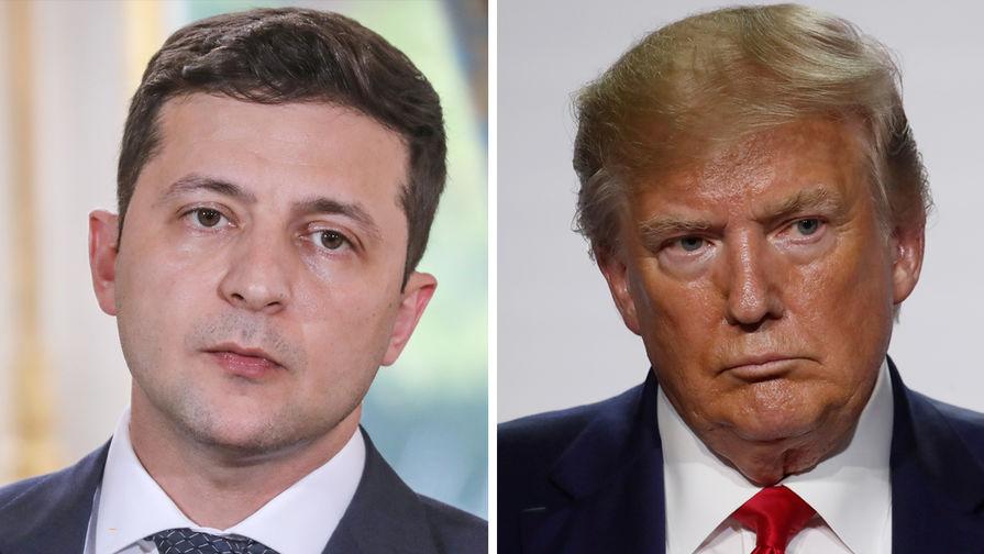 Зеленский назвал США большим партнером Украины, чем ЕС