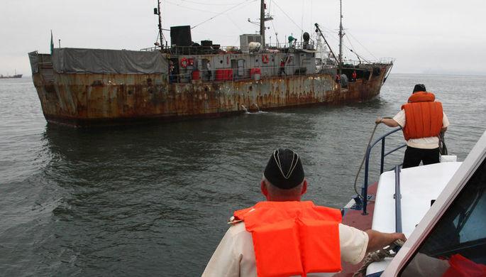 «Вооруженное нападение»: пограничников РФ атаковали в Японском море