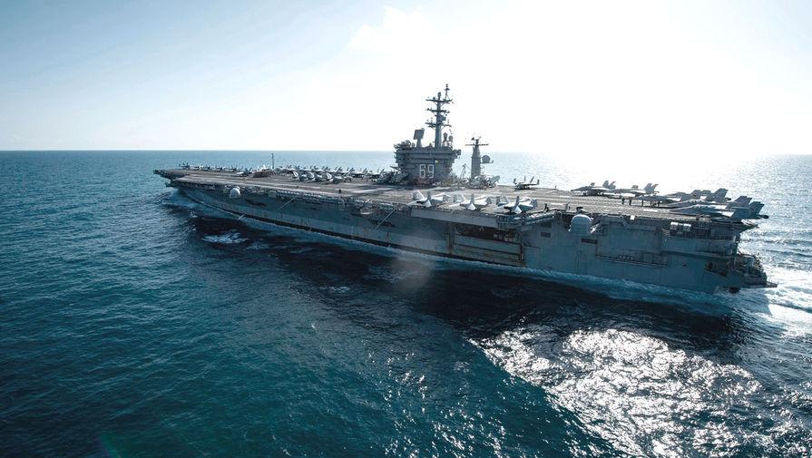 Средиземное море: авианосец США идет навстречу флоту России