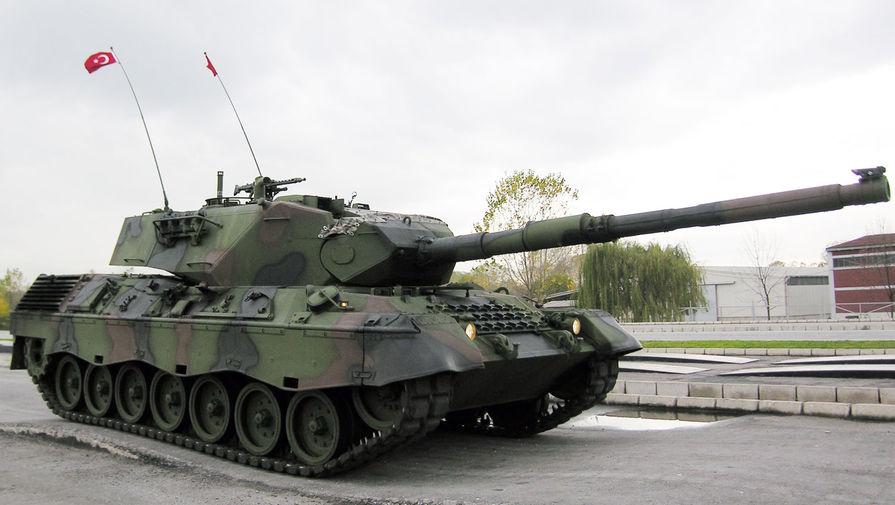 Спасти «Алтай»: Турция накроет свой танк корейской броней
