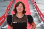 Актриса Анна Банщикова нацеремонии закрытия 32-го фестиваля российского кино «Кинотавр»