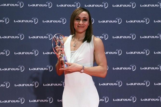 Британская семиборка Джессика Эннис стала лучшей спортсменкой года