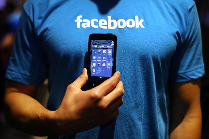 Социальная сеть Facebook запускает функцию хэштегов